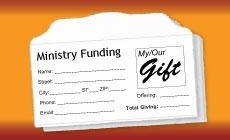 Offering / Tithe Envelopes